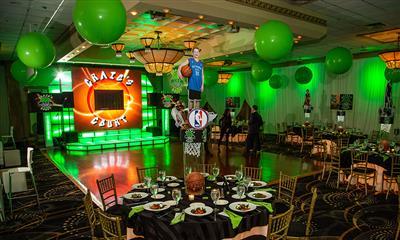 View Photo #12 - Ballroom Set Up For Bar Mitzvah