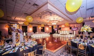 View Photo #14 - Ballroom Set Up For Bar Mitzvah