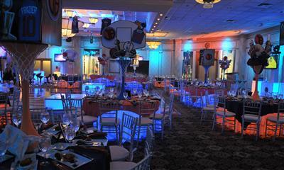 View Photo #15 - Ballroom Set Up For Bar Mitzvah